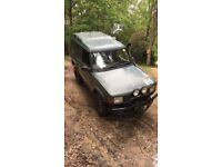Land Rover discovery 300tdi off road