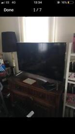 4K 3D 40» Panasonic TV S3 £200