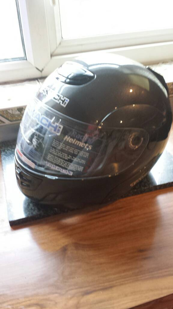 Brand new with tags xs takachi helmet