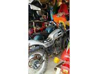 Wanted yamaha rd250 350 400 parts