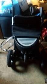 Contour push chair