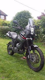 2009 YAMAHA XT 660 Z TENERE BLACK