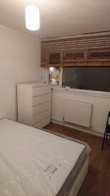 Cosy Double Room for a single professional near Stepney Green Zone2 from 21st of January East London
