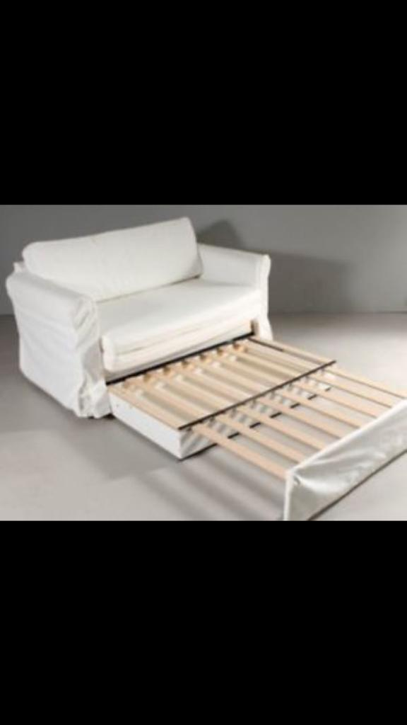 Ikea small double sofa bed