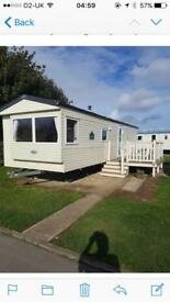 Skipsea Sands 3 bedroom 8 berth caravan to let