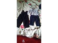 6-9months john Lewis boys clothes. Excellent condition