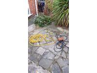 FREE 2 x hosepipes hoses garden