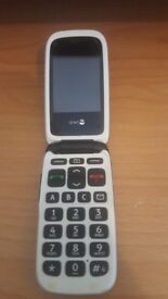 DORO 612 Easy to use - Big button/Camera - Mobile phone **Orange/EE/BT/Virgin**