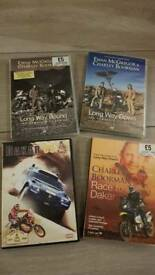 Ewan McGregor and charley boorman collection