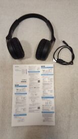 Sony Bluetooth Headphones (DR-BTN200) EXCELLENT CONDITION