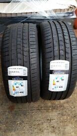 Brand New 2 Tyres 225/45 ZR 18 XL