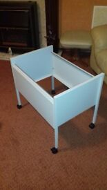 Suspension File Trolley complete with new files