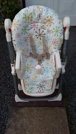 Cossatto High Chair