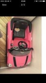 Pink Toddler Mini