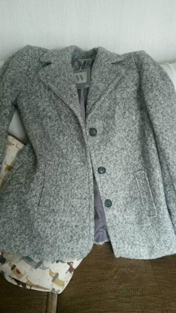 Ladies coat brand new 12/14