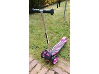 Zoom Cruzer pink scooter for sale