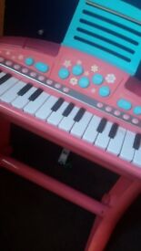 pink piano for a little Star