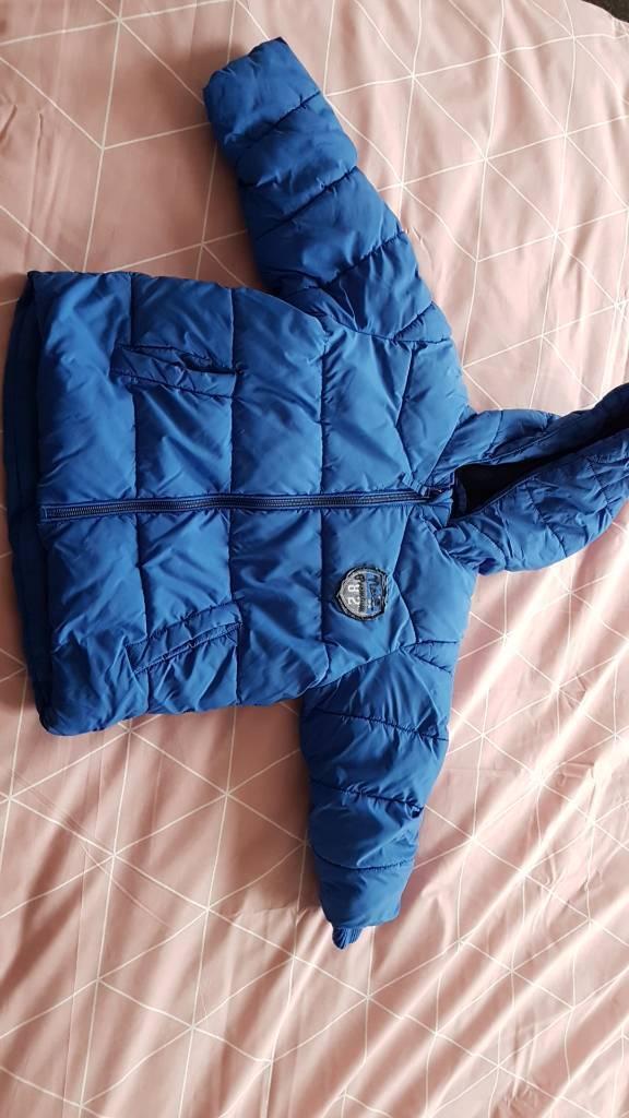 Boys next winter coat Age 1.5-2 years