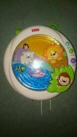 Fisher price cot roy