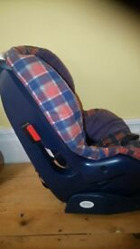 Britax Freeway car seat