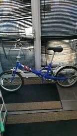 Bike Fold up