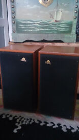 Vintage Castle Richmond 2 Speakers