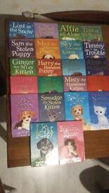 Holly Webb ,Animal Books