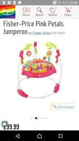 Pink jumparoo
