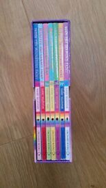 DAISY MEADOWS FAIRY BOOK COLLECTIONS - AS NEW - BOXED SETS! GREAT READING FOR YOUNG READERS!!