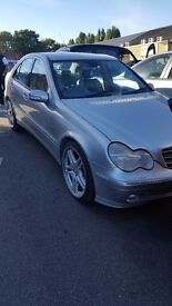 Mercedes Benz C Class 2000 2.0 litre petrol Automatic