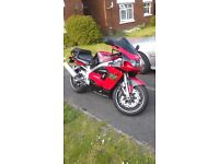 GSXR750X 1999 Low Mileage, Excellent Condition, Classic Soon
