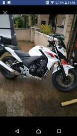 Honda cb500fa abs 13 plate excellent condition a2 legal perfect first big bike