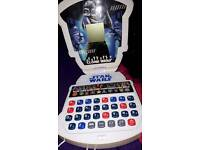 Star wars kids laptop