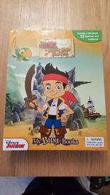 Jake and the Netherlands pirates book.