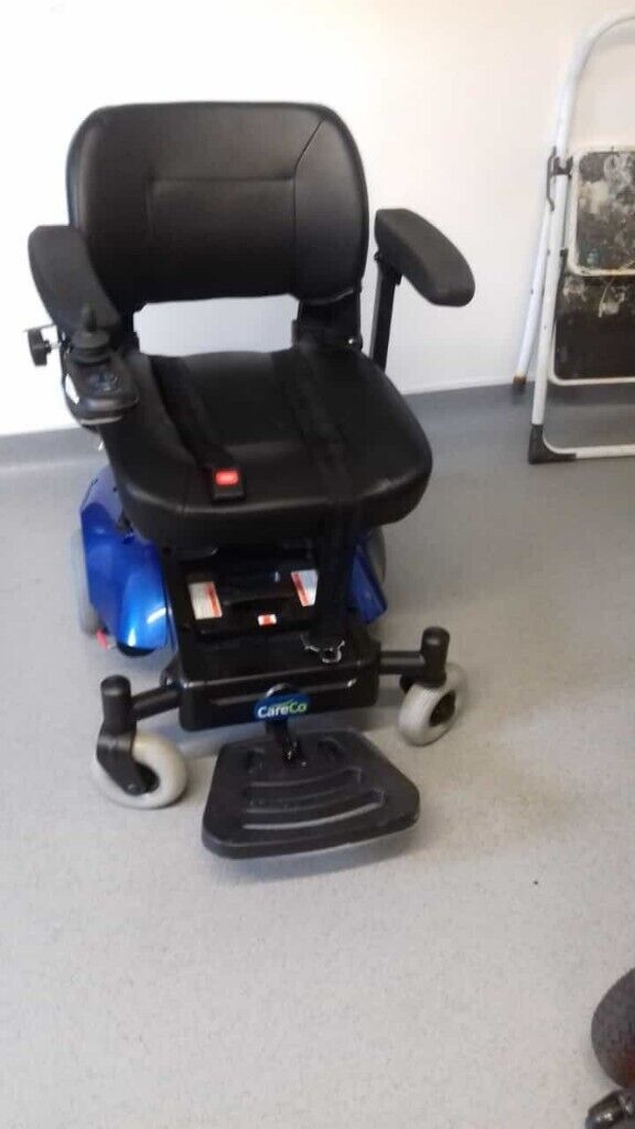 Admirable Selling Electric Wheelchair Careco Easi Go Power Chair In Newcastle Tyne And Wear Gumtree Home Interior And Landscaping Ologienasavecom