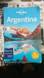 Argentina Lonely Planet Guide