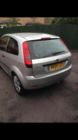 Ford Fiesta 1.2 low mileage