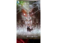 Batman Arkham Asylum: A serious house on serious earth comic