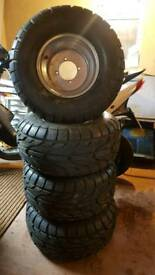 Quad bike atv tyres 22x10x10
