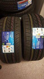 Tyre's, brand new Tyre's
