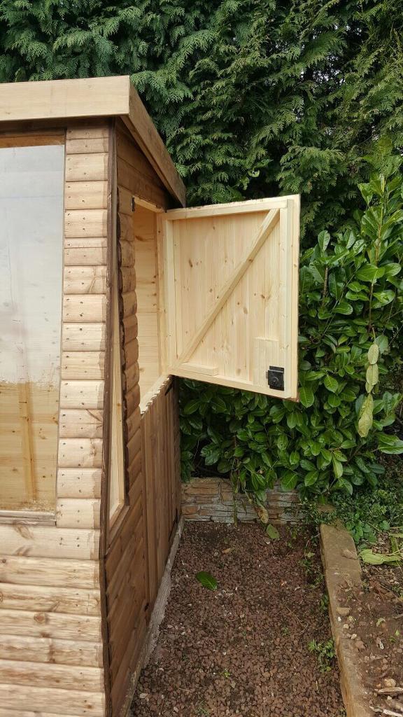 intended garden sheds 6x4