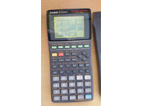Casio Graphic Calculator Fx-7700GH