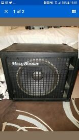 Mesa Boogie Diesel 1x15 bass cab