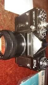 Zenith EM film camera