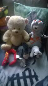 teddy bears bundles £1 each