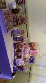 Wedding/Party Sweet Jars With Display Stand