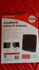 Indoor Freeview TV Antenna Amplified HD