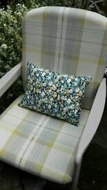 Lovely customised armchair