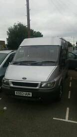 Ford Transit 8 seater. good condition