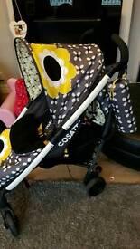 Cosatto Yo special edition molly millie stroller